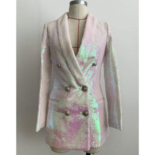 Sequin-Blazer-Dress-K662-1