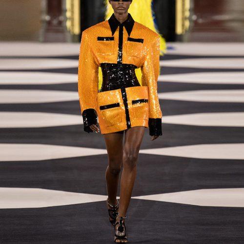 Sequins-Blazer-Dress-K706-8