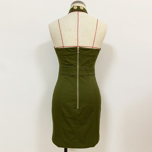 Sexy-Off-Shoulder-Halter-Blazer-Mini-Dress-K701-7