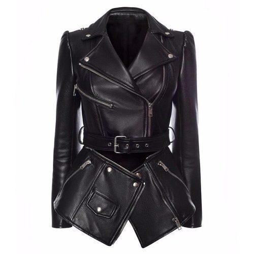 Zipper-Leather-Suit-K665-1