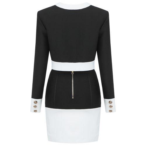 Black-White-Suit-2-Piece-Set-K826-32