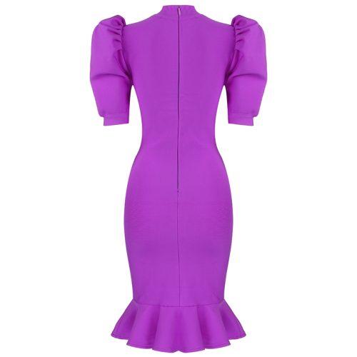 Cap-Sleeve-Bandage-Dress-K1010-1