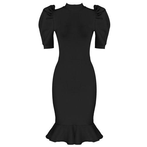 Cap-Sleeve-Bandage-Dress-K1010-6