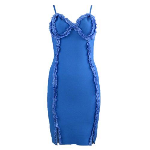 Flower-Stripe-Bandage-Dress-K955-15_副本11