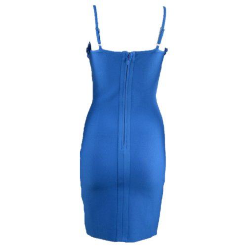 Flower-Stripe-Bandage-Dress-K955-18_副本111