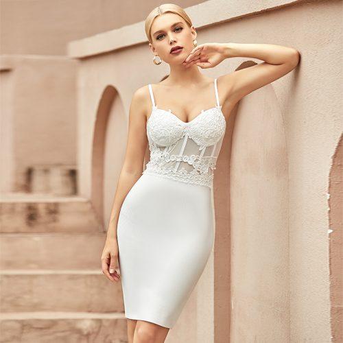 Lace-Strap-Bandage-Dress-K963-1