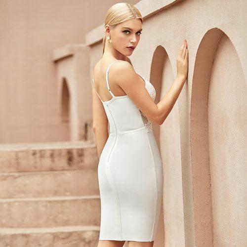 Lace-Strap-Bandage-Dress-K963-2