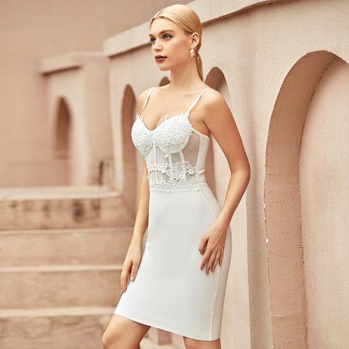 Lace-Strap-Bandage-Dress-K963-3