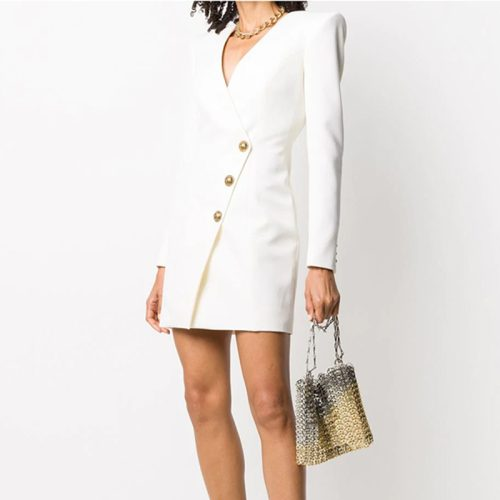 Ladies-V-Neck-Mini-Dress-k861-15