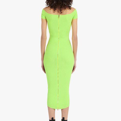 Light-Green-Bandage-Dress-K1007-1_副本