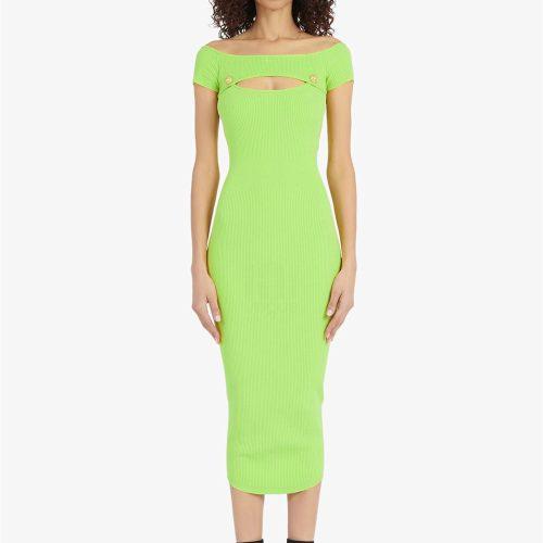 Light-Green-Bandage-Dress-K1007-4_副本