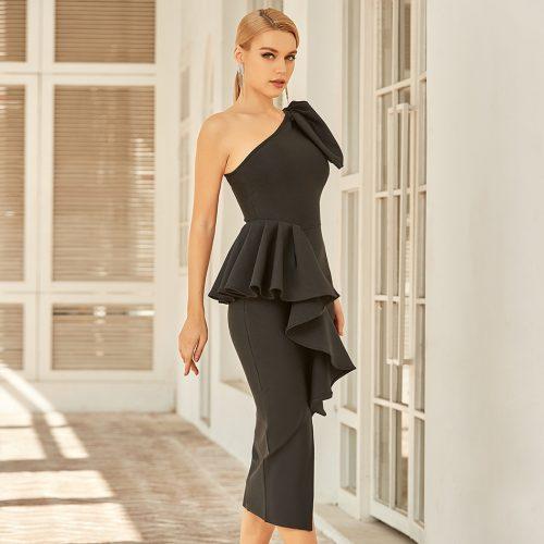 Off-Shoulder-Flouncing-Bandage-Dress-K970-4
