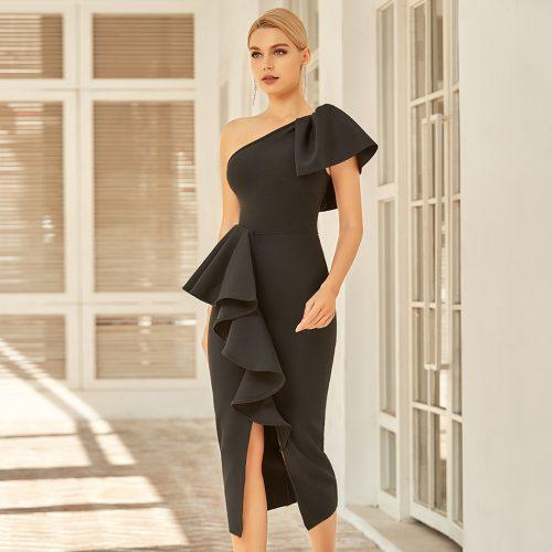 Off-Shoulder-Flouncing-Bandage-Dress-K970-8