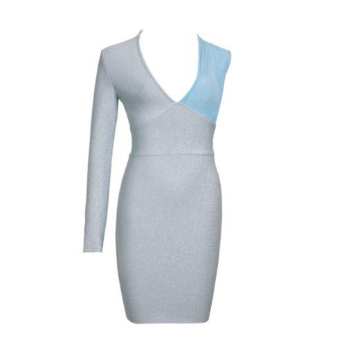 One-Long-Sleeve-Bandage-Dress-K832-19