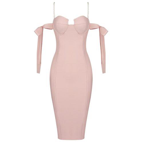 Pearl-Strap-Bandage-Dress-K813-7