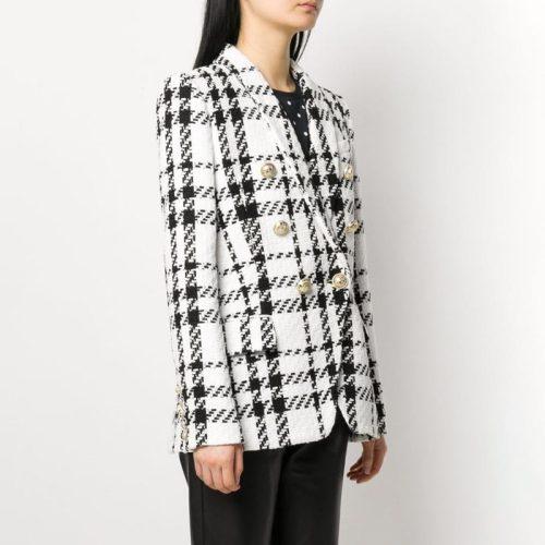Plaid-Ladies-Suit-K863-5