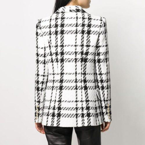 Plaid-Ladies-Suit-K863-8