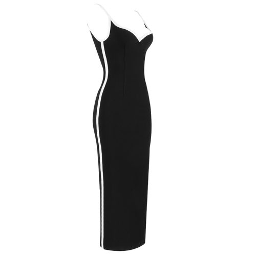 Sexy-Strap-Long-Bandage-Dress-K814-4