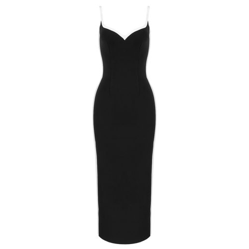 Sexy-Strap-Long-Bandage-Dress-K814-5