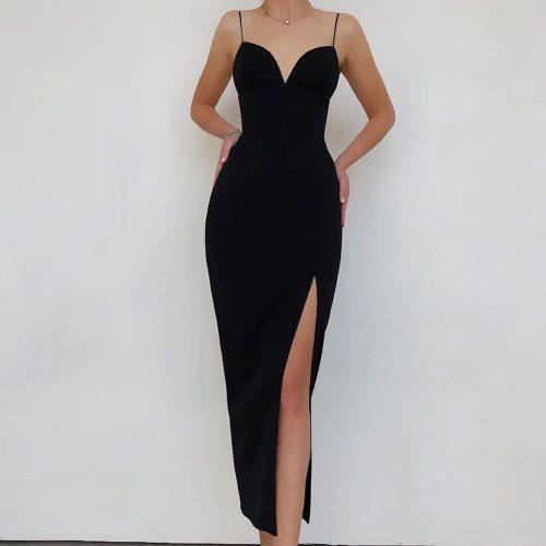 Strap-Long-Bandage-Dress-K1012-9