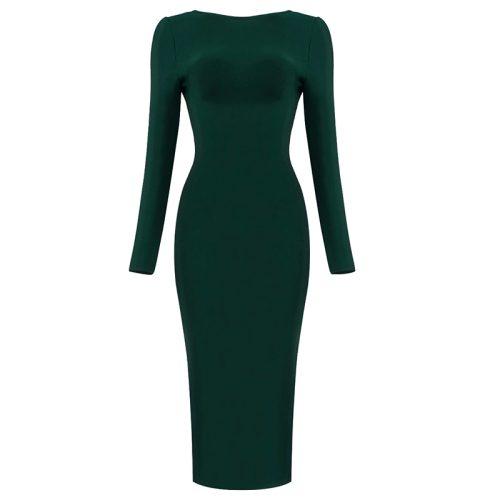 Zipper-Long-Sleeve-Bandage-Dress-K820-65