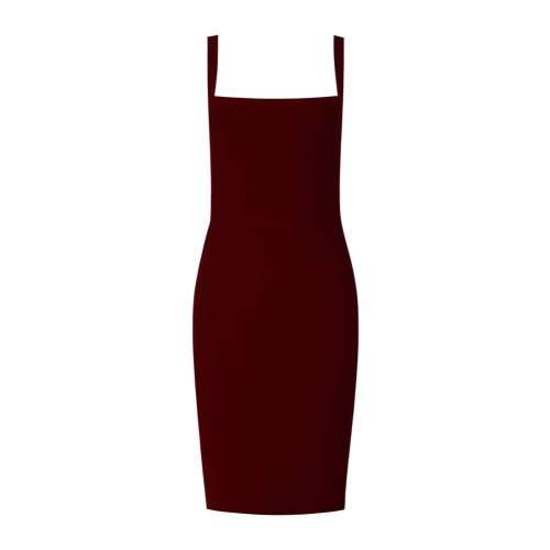 Chain-Strap-Bandage-Dress-K1014-1