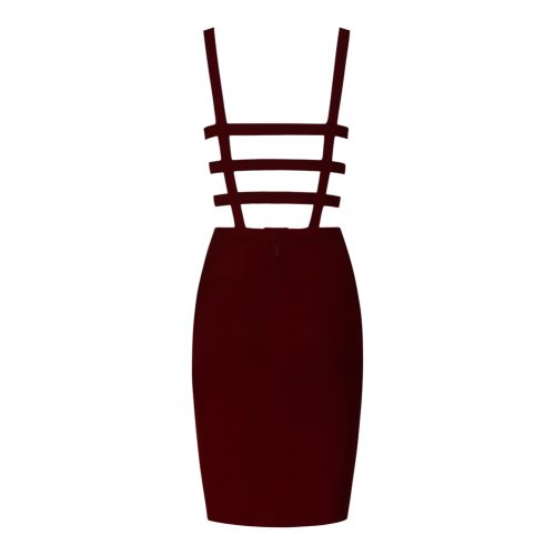 Chain-Strap-Bandage-Dress-K1014-22