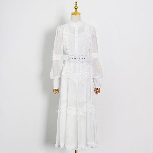 Lantern-Sleeve-Lace-Dress-K1028-18_副本