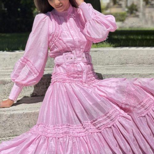 Lantern-Sleeve-Lace-Dress-K1028-25_副本