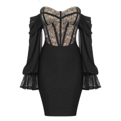 Off-Shoulder-Lace-Bandage-Dress-K1024-14