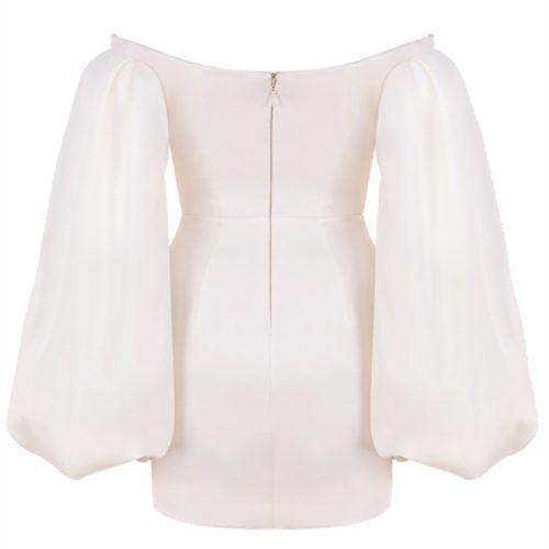 Off-Shoulder-Puff-Sleeve-Dress-K1039-11_副本