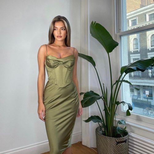 Olive-Green-Halter-Dress-K1013-2_副本