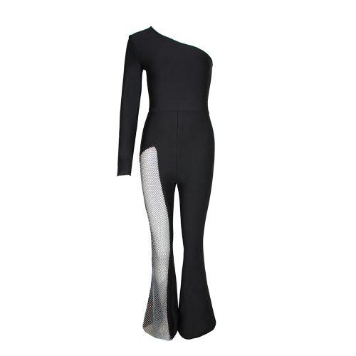 One-Shoulder-Long-Sleeve-Jumpsuit-K1009-1_副本