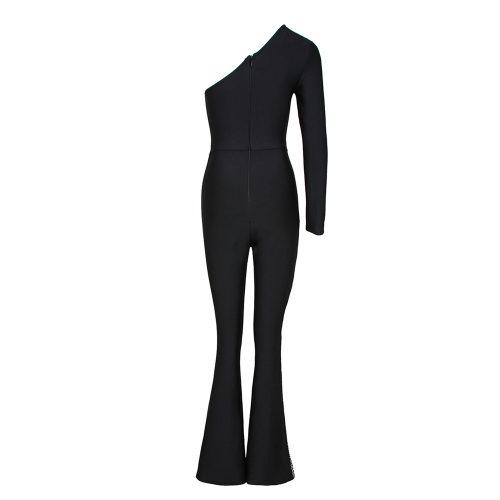 One-Shoulder-Long-Sleeve-Jumpsuit-K1009-2_副本