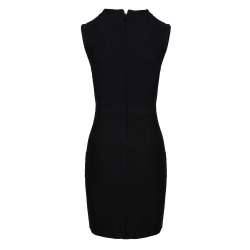 Sleeveless-Deep-V-Bandage-Dress-K1017-1_副本