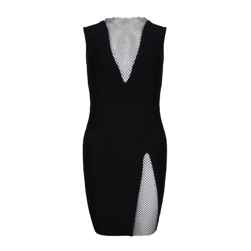 Sleeveless-Deep-V-Bandage-Dress-K1017-7_副本