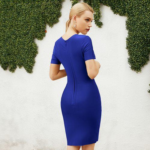 Deep-V-Bandage-Dress-K1097-2