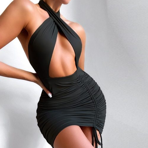 Halter-Ruched-Bodycon-Dress-OD036-23