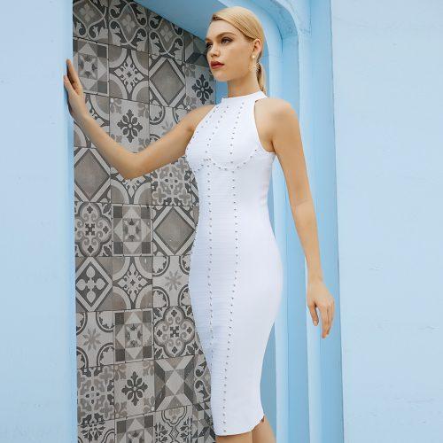 Halter-Sleeveless-Bandage-Dress-K1092-5