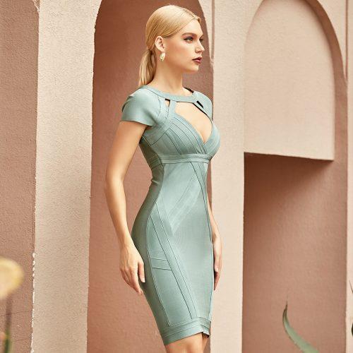 Hollow-Out-Bandage-Dress-K1094-4