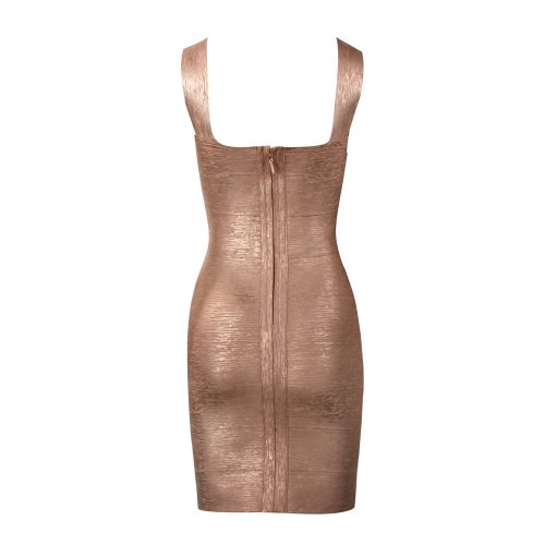 Hollow-Out-Halter-Metallic-Bandage-Dress-K1071-10