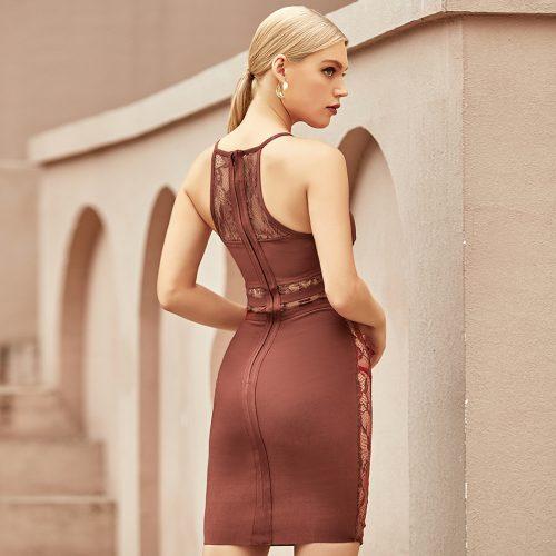 Lace-Halter-Bandage-Dress-K1093-3