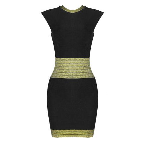 Metallic-Sleeveless-Bodycon-Dress-K1076-2