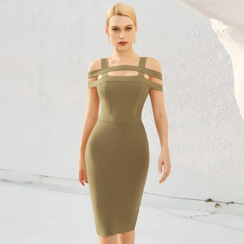 Off-The-Shoulder-Hollow-Out-Bandage-Dress-K1100-1