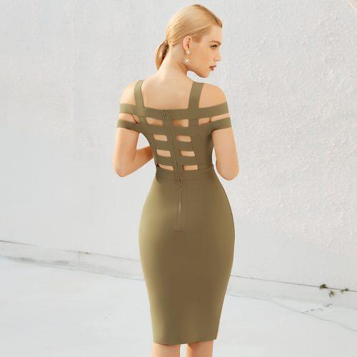 Off-The-Shoulder-Hollow-Out-Bandage-Dress-K1100-2