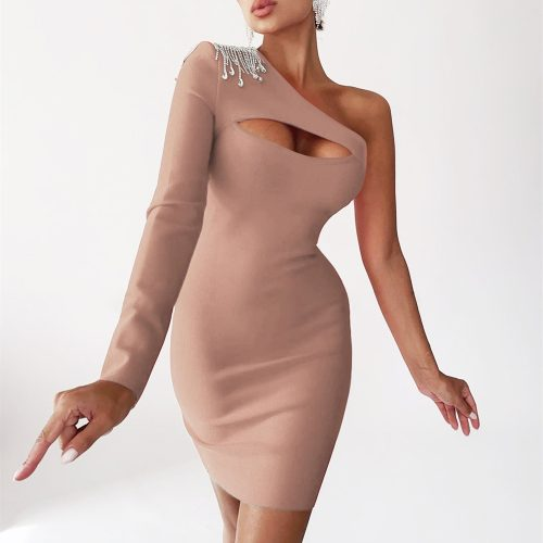 One-Shoulder-Hollow-Out-Bandage-Dress-B1200-2_5