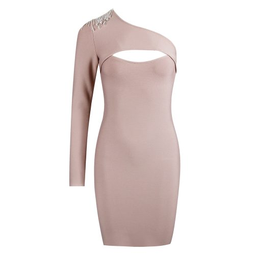One-Shoulder-Hollow-Out-Bandage-Dress-B1200-3_1