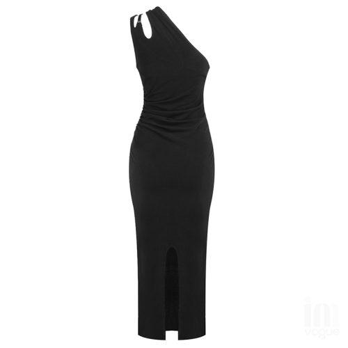One-Shoulder-Hollow-Out-Bandage-Dress-K1103-4