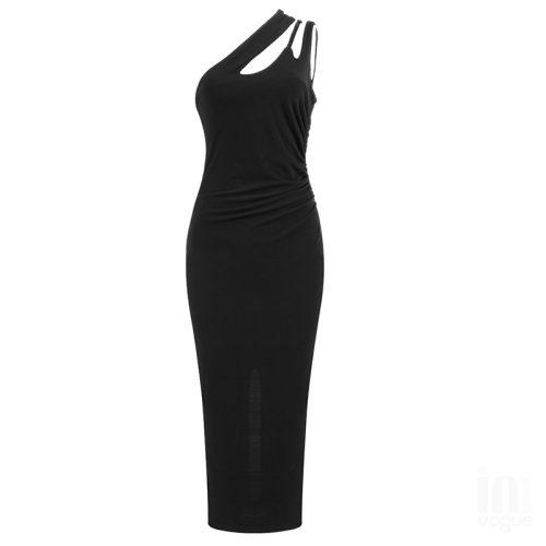 One-Shoulder-Hollow-Out-Bandage-Dress-K1103-6