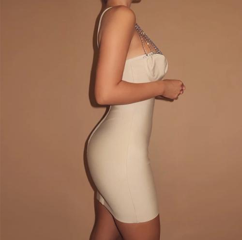 One-Shoulder-Rhinestone-Bodycon-Dress-K1058-3